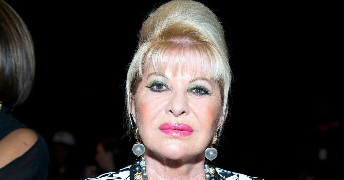 Ivana Trump  I Want to...