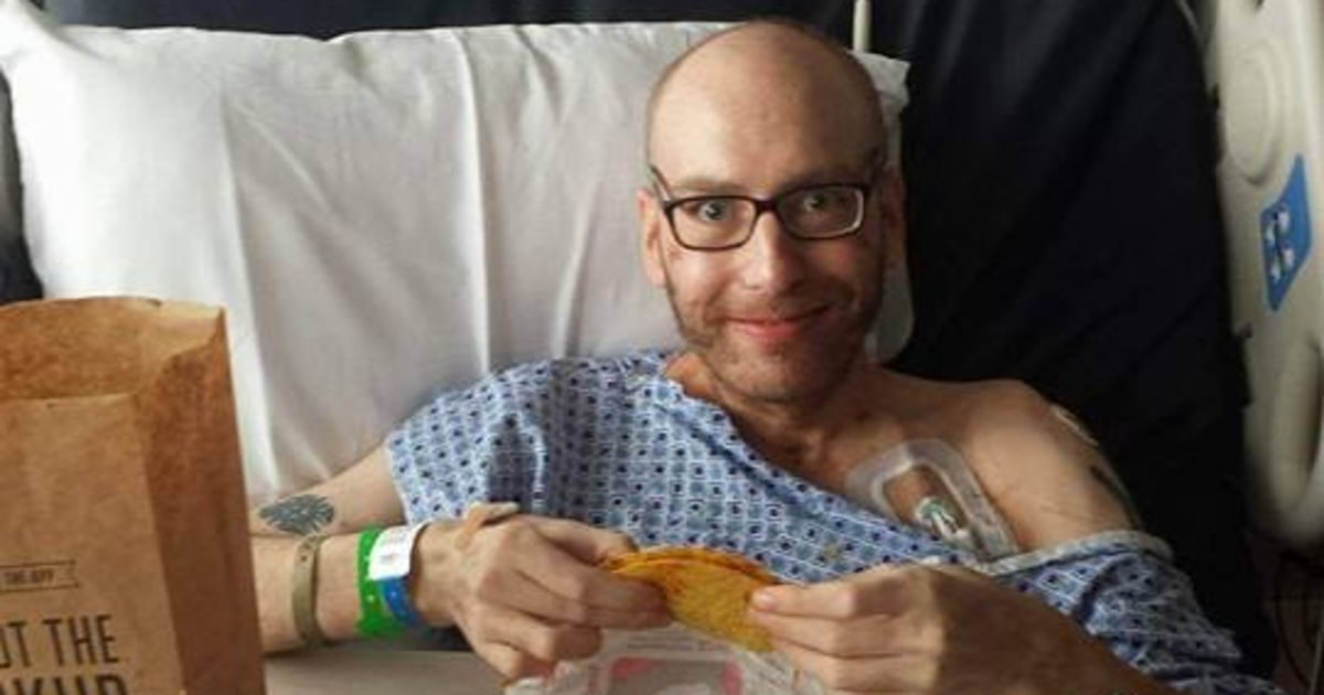 Man Wakes From Coma After 47 Days First Words I Want Taco Bell - Us Weekly