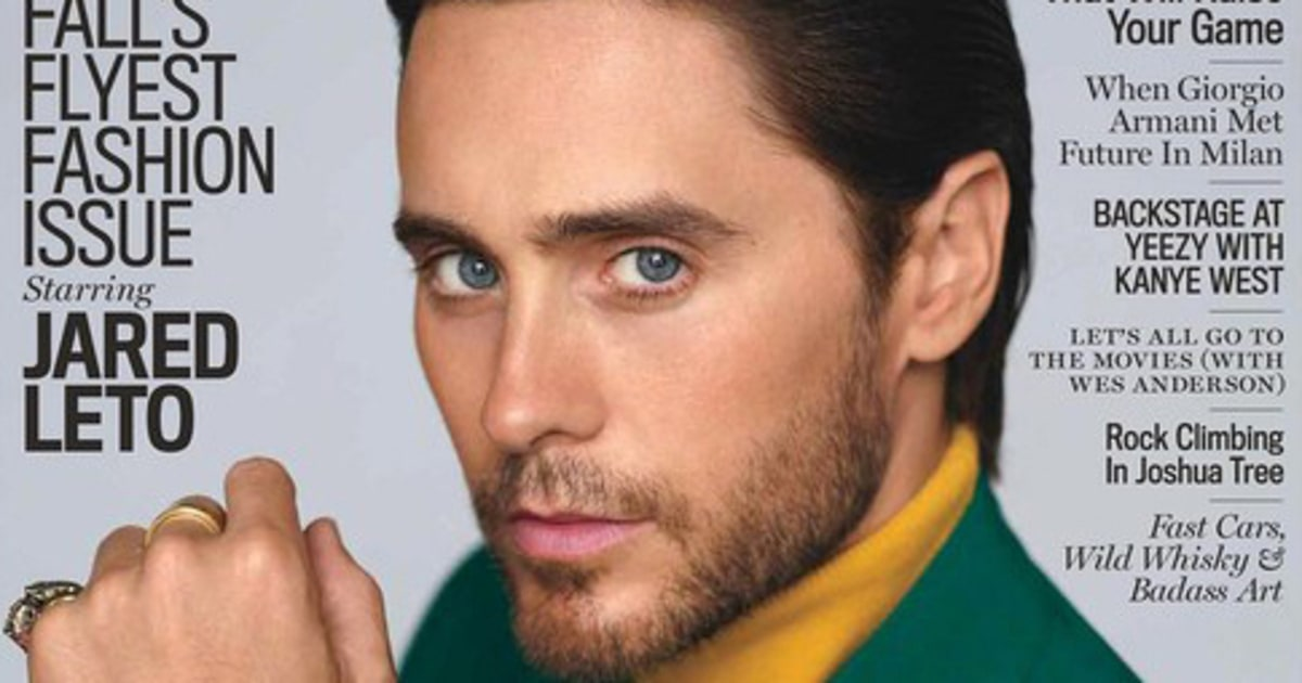Here S What Jared Leto Has To Say About Kanye West And Taylor Swift Celebrity News Newslocker