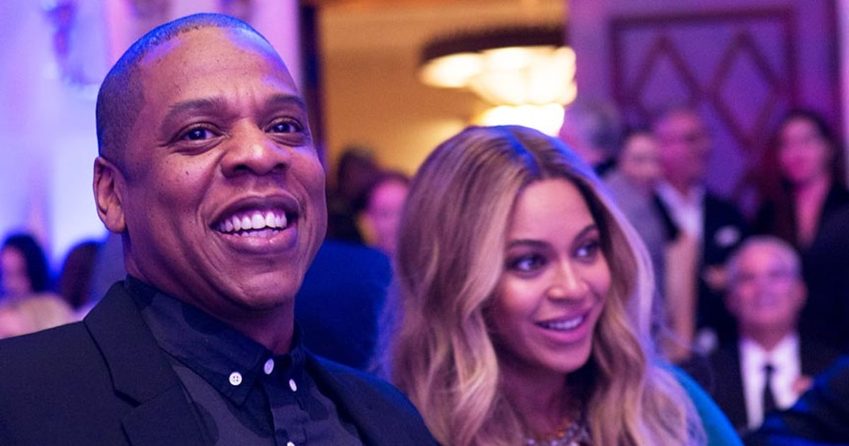 Beyonce, Jay Z Steal the Show at Weinstein Pre-Oscars Party