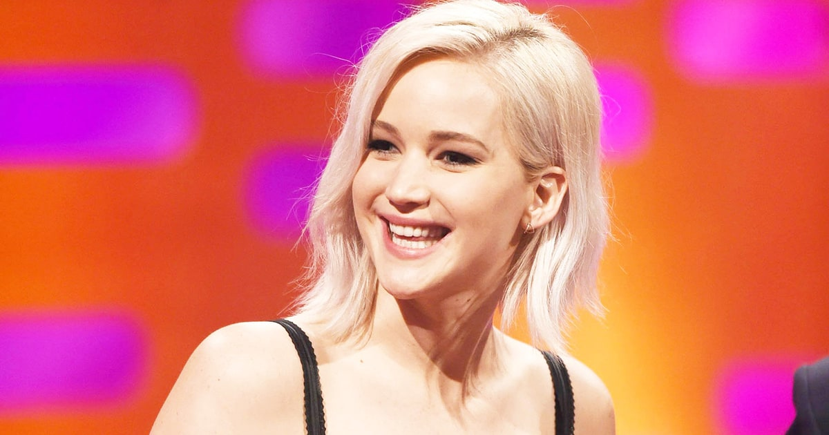 Jennifer Lawrence Once Danced Up on Harrison Ford, Who Had 'No Idea' Who She Was - Us Weekly