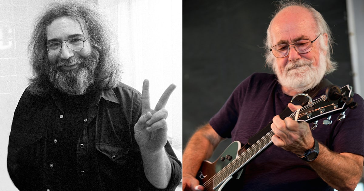 Jerry Garcia Robert Hunter Songs To Anchor New Nyc