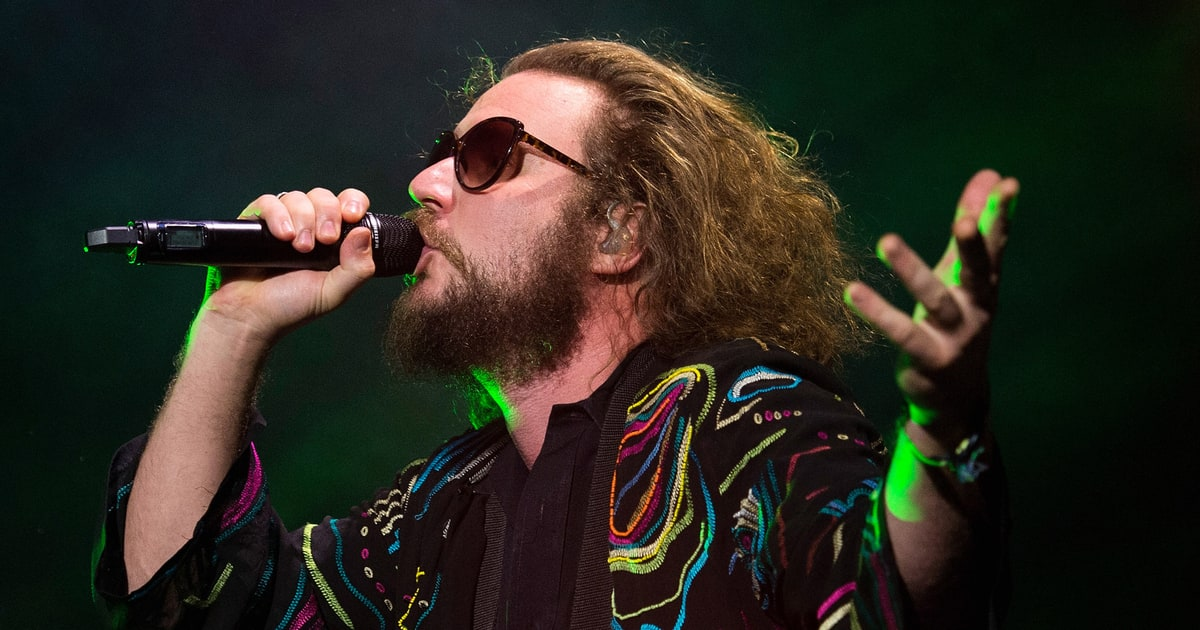 Watch Jim James Join Anti Trump Campaign With Gauzy 'Same Old Lie' Video news