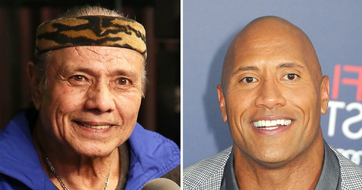 Dwayne 'The Rock' Johnson Pays Tribute to WWE Wrestler Jimmy Snuka