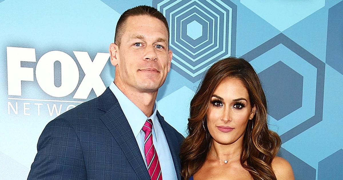 John Cena Is Not a 'Perfect' Boyfriend: 'I Eff Up a Lot'