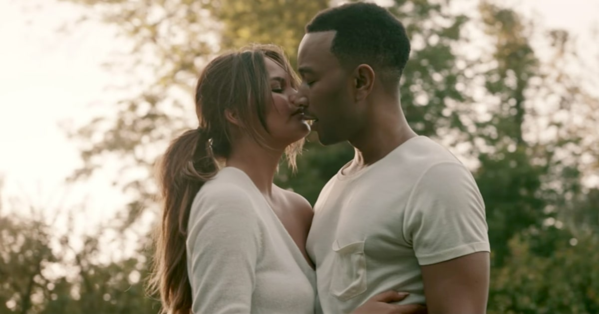 John Legend Love Me Now music videos 2016