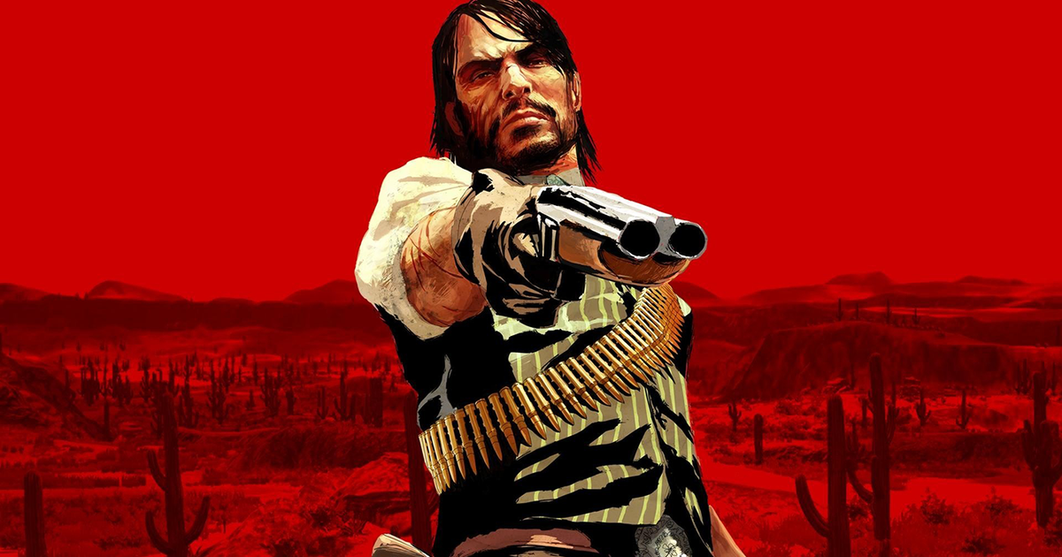 John Marston | 50 Most Iconic Video Game Characters of the ...