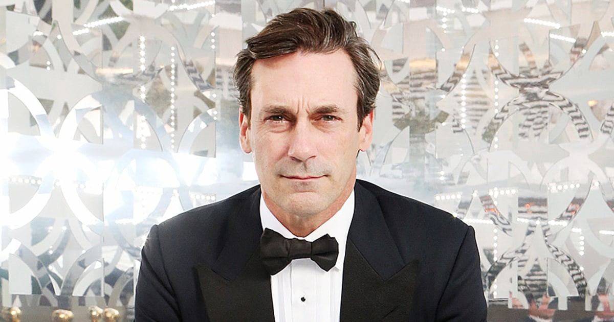 Jon hamm dating show clippers