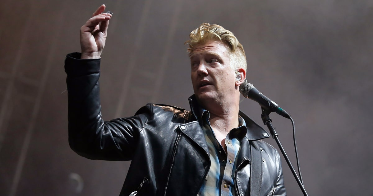 Queens of the Stone Age's Josh Homme to Guest on Kids Show - Rolling Stone