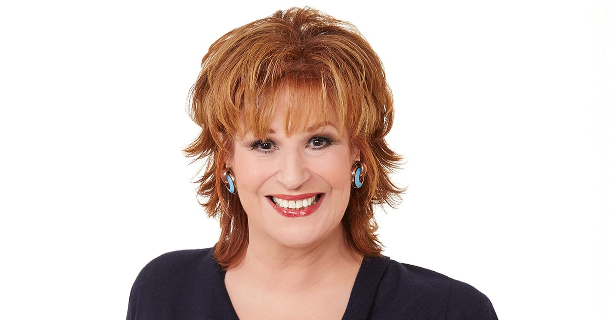Joy Behar: 25 Things You Don't Know About Me - Us Weekly
