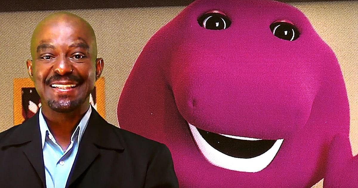 Barney Actor David Joyner On Life As Big Purple Dinosaur