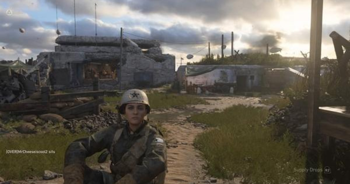 server issues leave call of duty ww2 social spaces empty