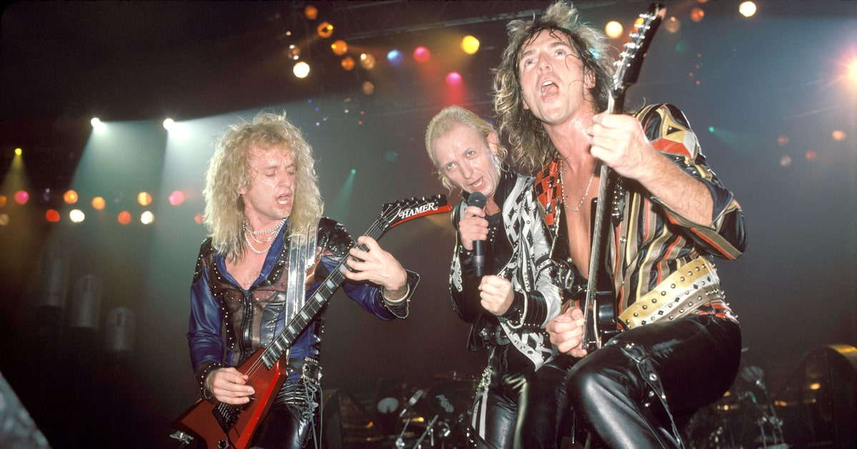 Judas Priest Announce Deluxe Reissue of 1986 Album, 'Turbo' - Rolling Stone