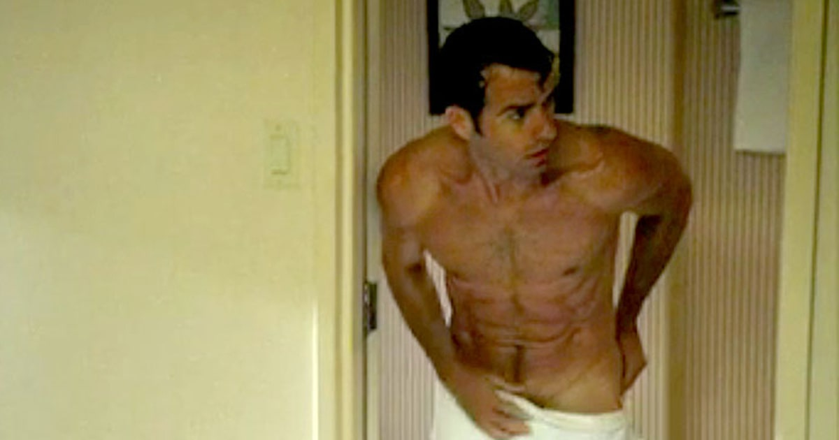 justin theroux went naked on new leftovers episode hot