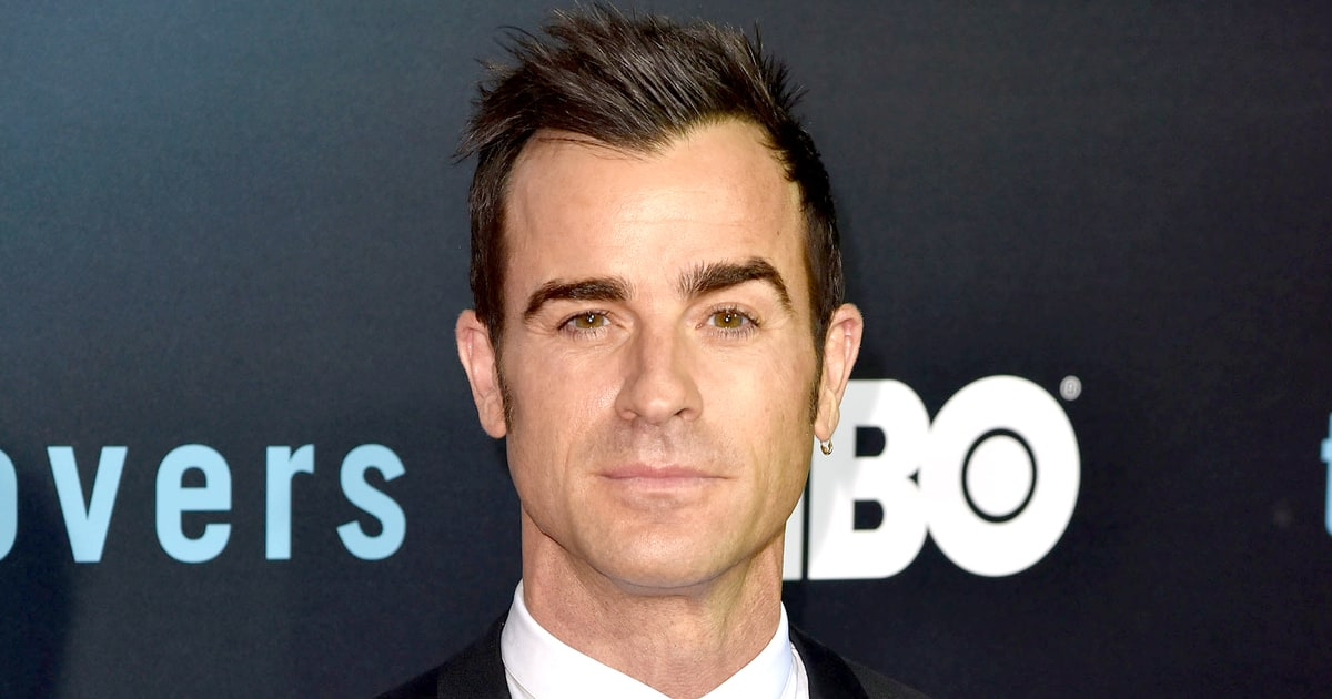 Justin Theroux Finally Joins Instagram This Is His First Photo Us Weekly