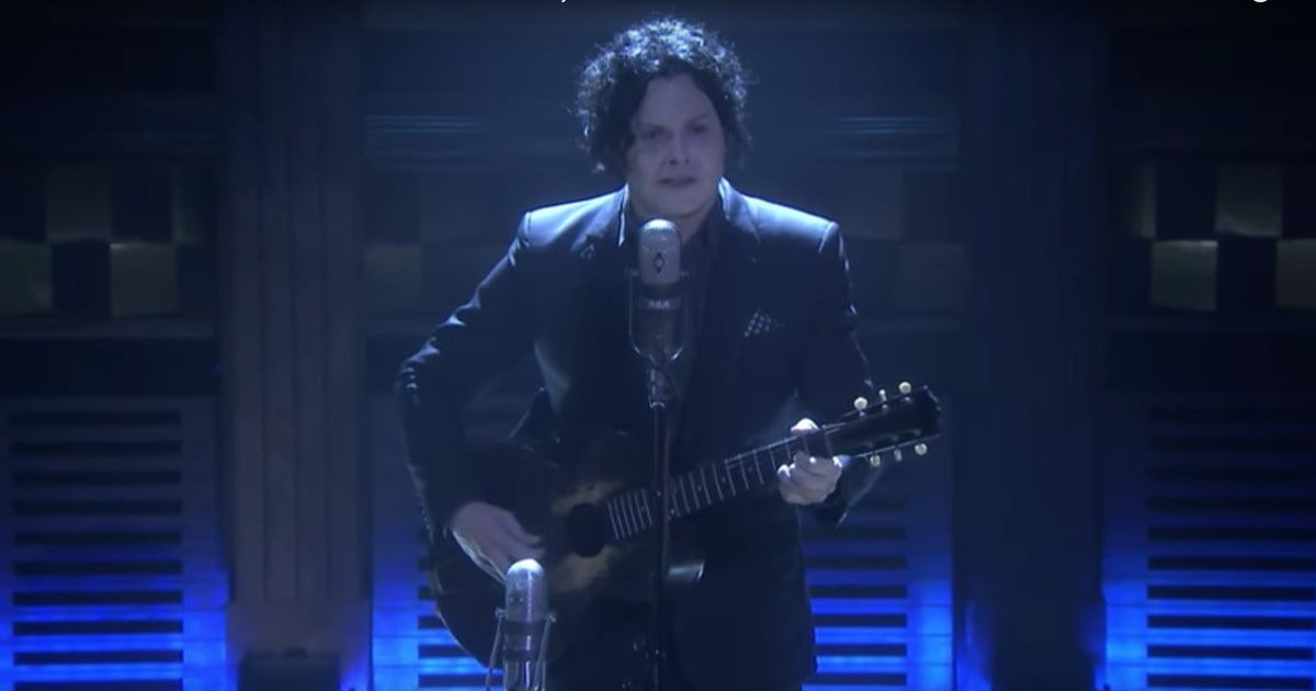 Hear Jack White's Theme for Maya Rudolph, Martin Short Variety Series news