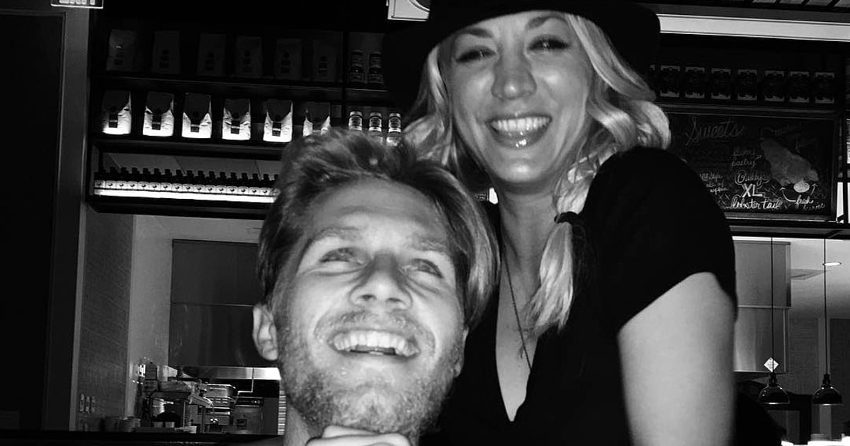 Kaley Cuoco Gushes Over Boyfriend Karl Cook It Was Meant