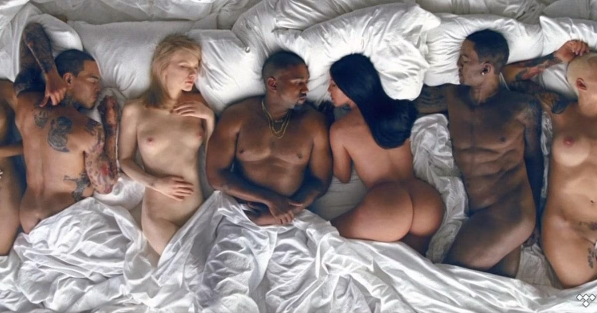 This remarkable kanye kim kardashian nude opinion