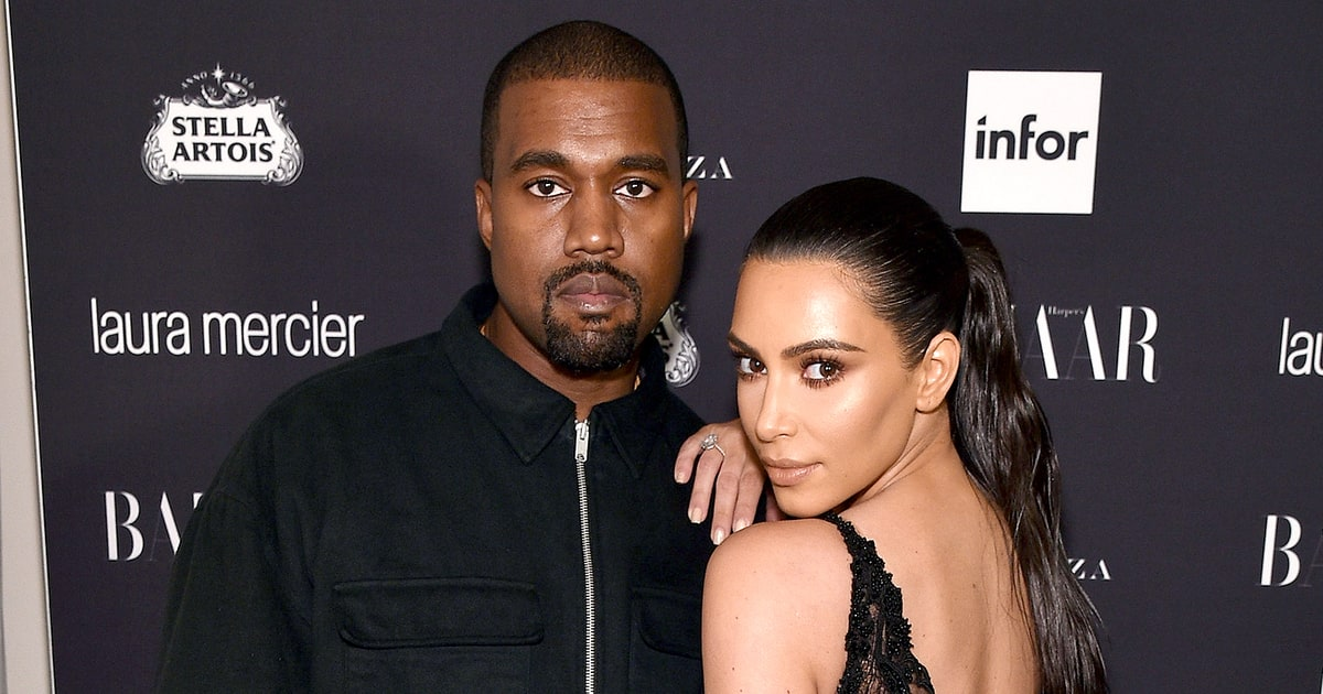 Kim Kardashian Shares a New Photo of Kanye West Eating Following Her Social Media Hiatus