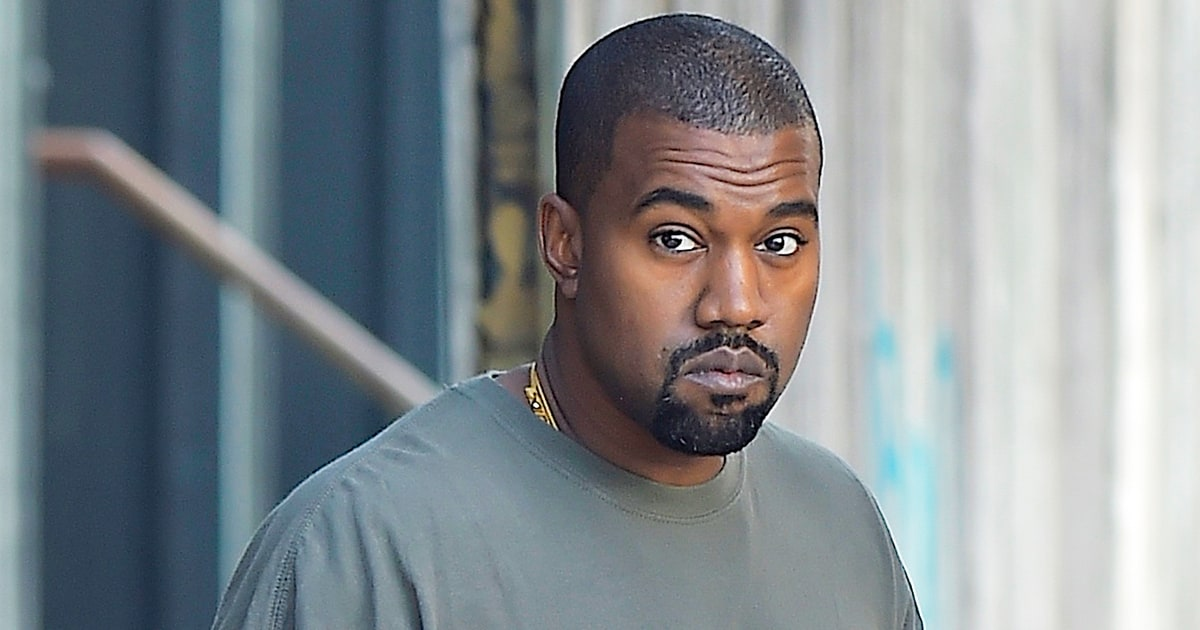 Kanye West Hospitalized After Canceling Tour Dates - Us Weekly Kanye West