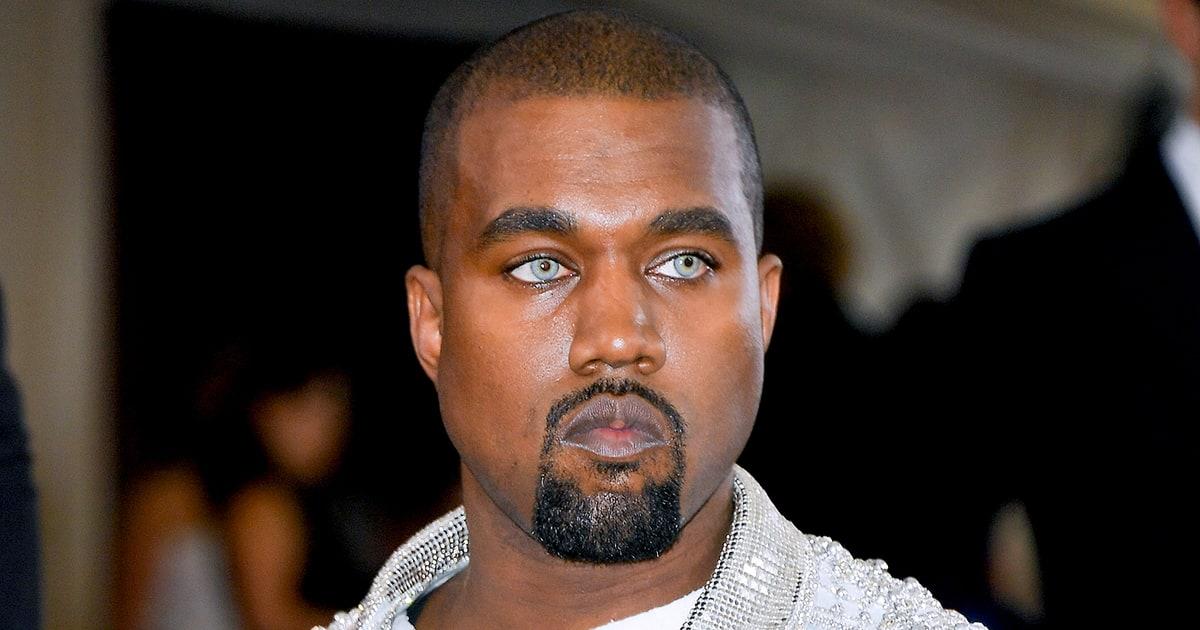 Kanye West Threatens to 'Laser' Critics 'With Alien F--king Eyes ... Kanye West