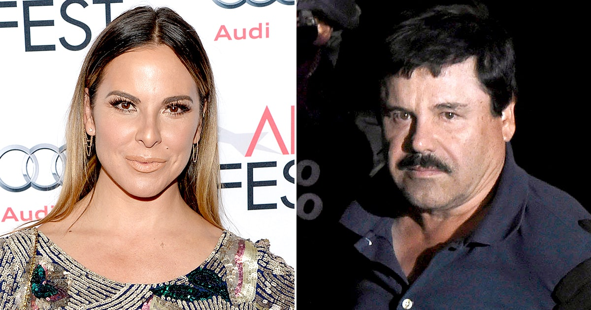 Kate Del Castillo Speaks Out After El Chapo Arrest Sean