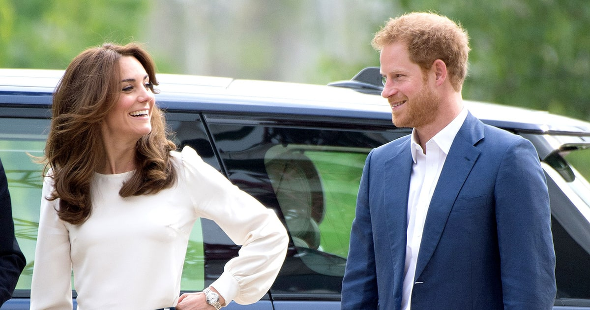 Duchess Kate Is Really Keen To Meet Prince Harry S