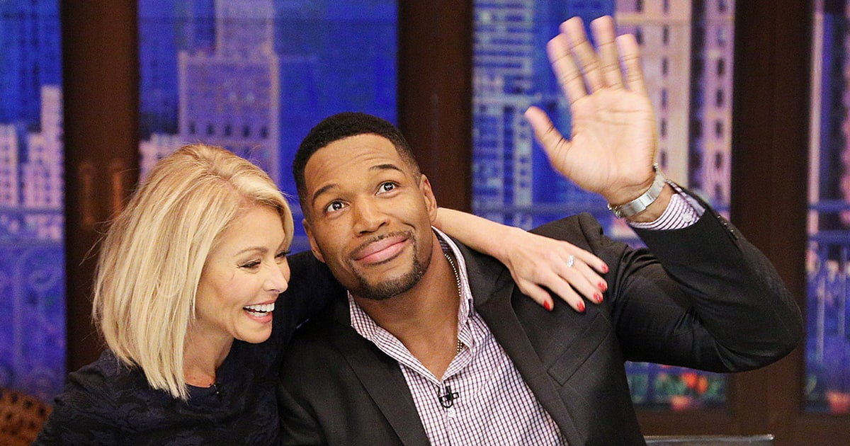 Who Should Replace Michael Strahan on 'Live With Kelly'? Casting Director Weighs In - Us Weekly