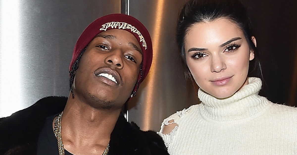 Kendall Jenner Is Having a 'Fling' With Rapper A$AP Rocky