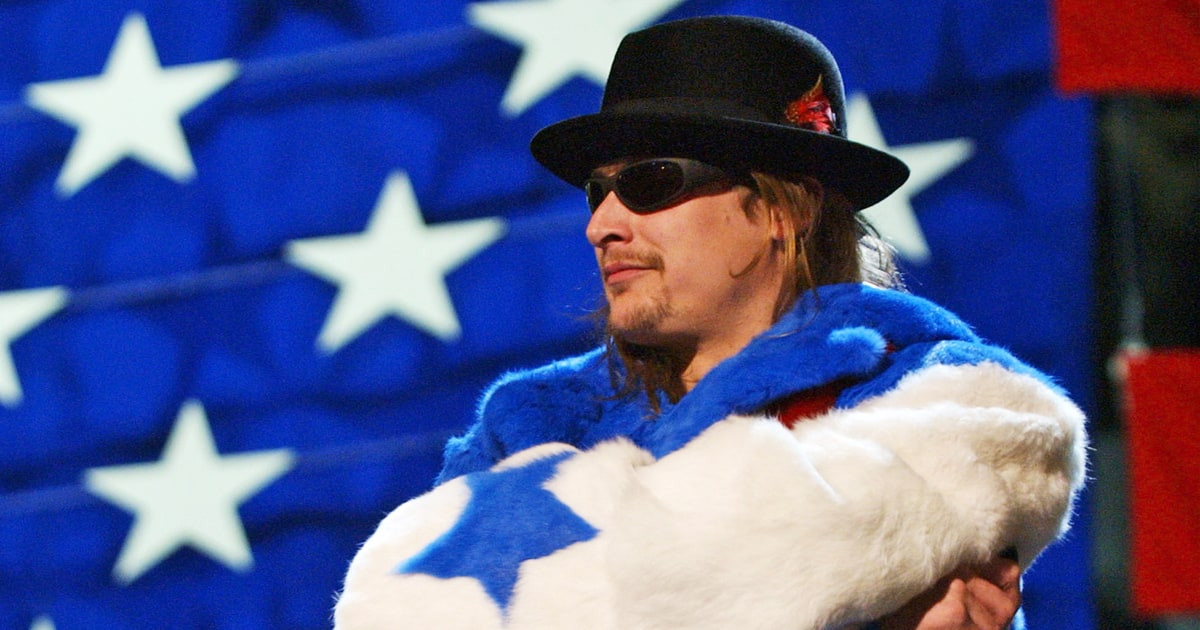 Kid rock 39 s politics everything you need to know rolling for Kid rock 3rd annual fish fry