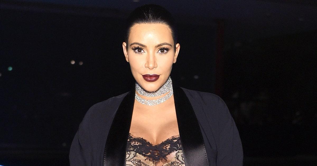 Kardashian stripper pole logically