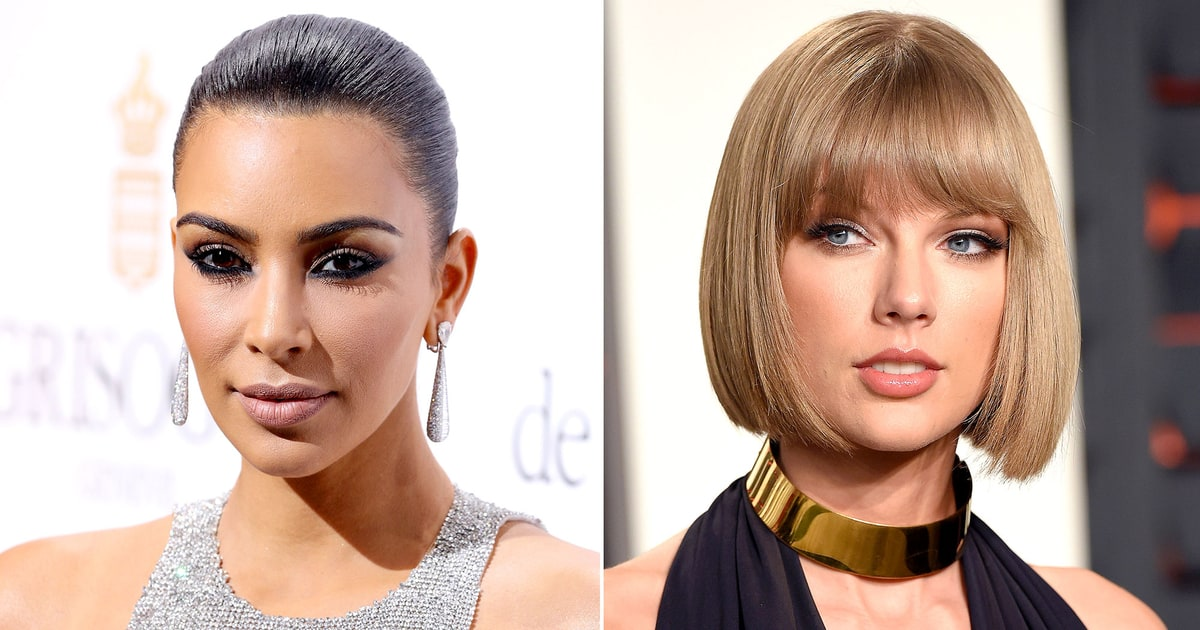 Kim Kardashian Subtly Disses Taylor Swift In Joint