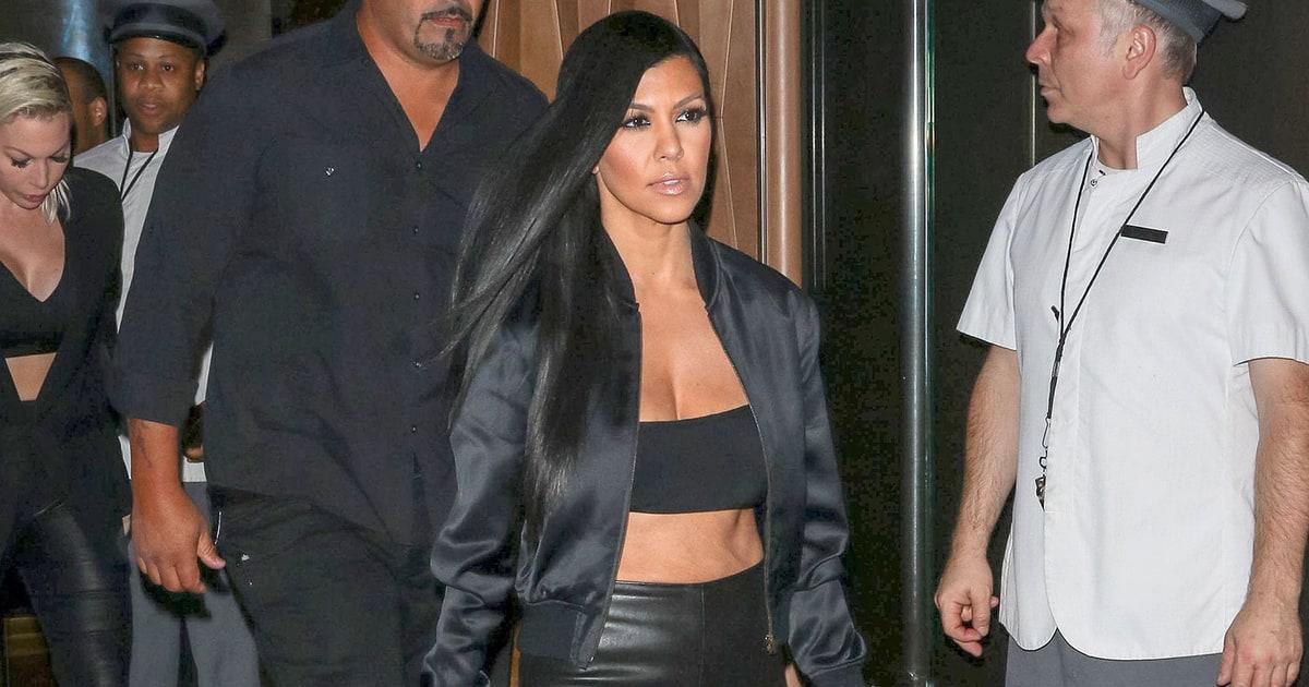 September 2015 | Kourtney Kardashian's Body Evolution | Us Weekly