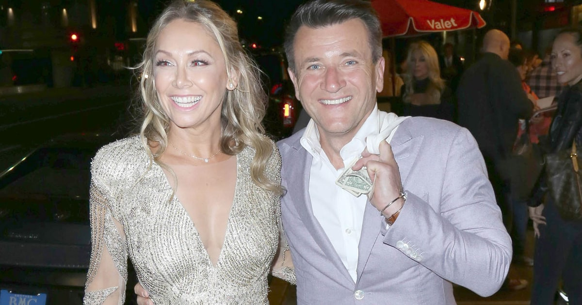 Kym Johnson Dancing With The Stars Married: Kym Johnson And Robert Herjavec Are Married!