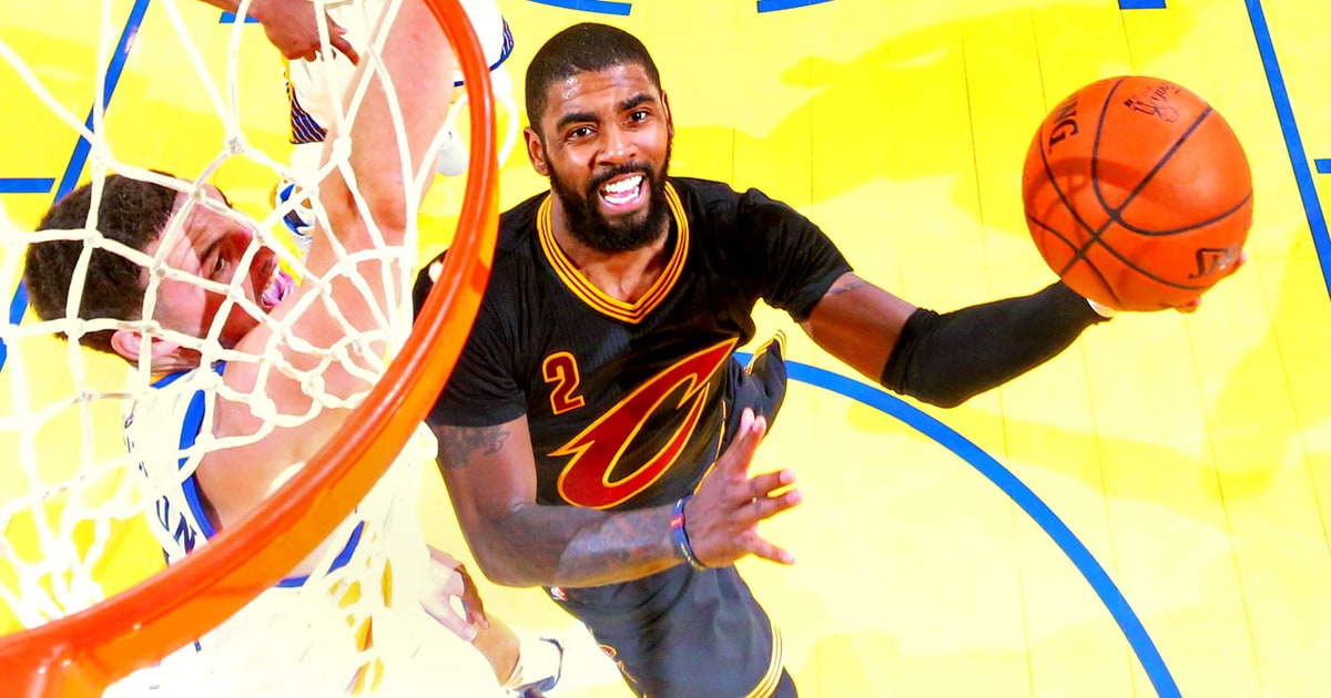 How Losing Kyrie Irving May Benefit the Cleveland Cavaliers - Rolling Stone