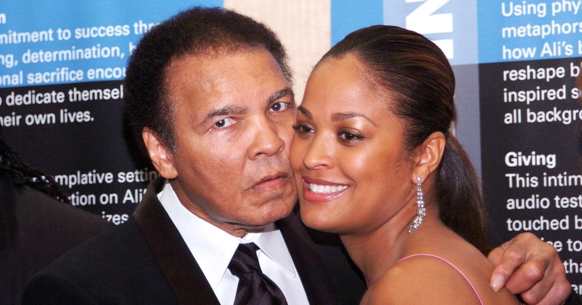 Laila Ali Breaks...Muhammad Ali Daughter Fresh Prince