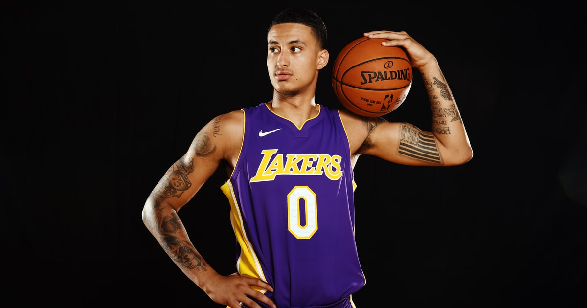 Lakers Rookie Kyle Kuzma On Kendrick Lamar Kobe Bryant