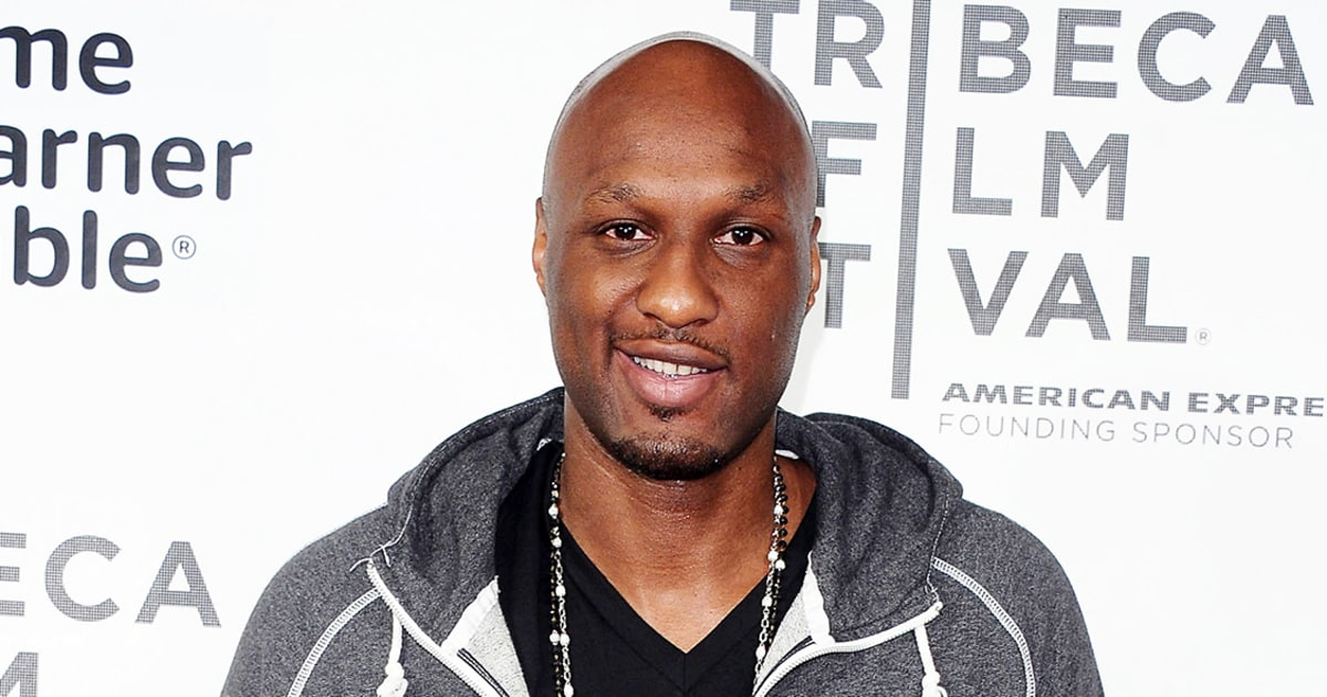 Lamar Odom Checks Out of Rehab After One Month