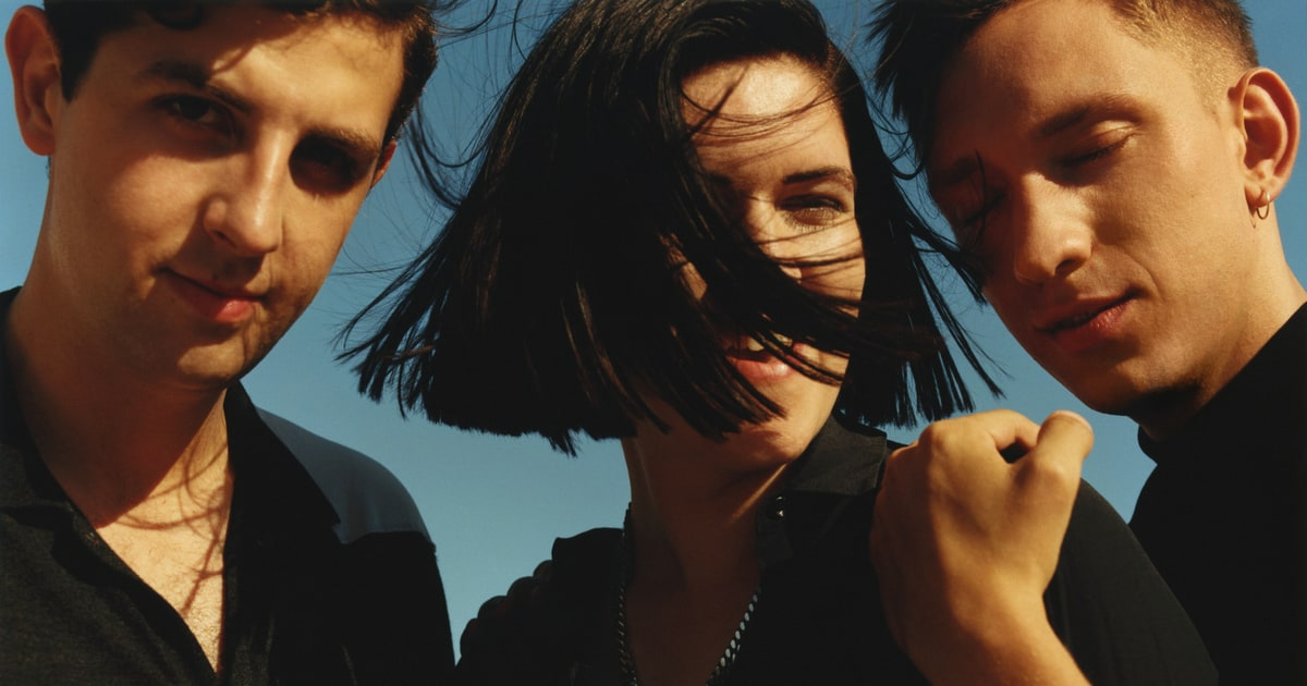 How Pop Introverts The Xx Ditched Minimalism On Glossy New