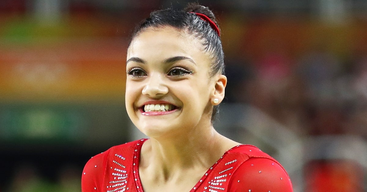 Gymnast laurie hernandez 25 things you don t know about me us