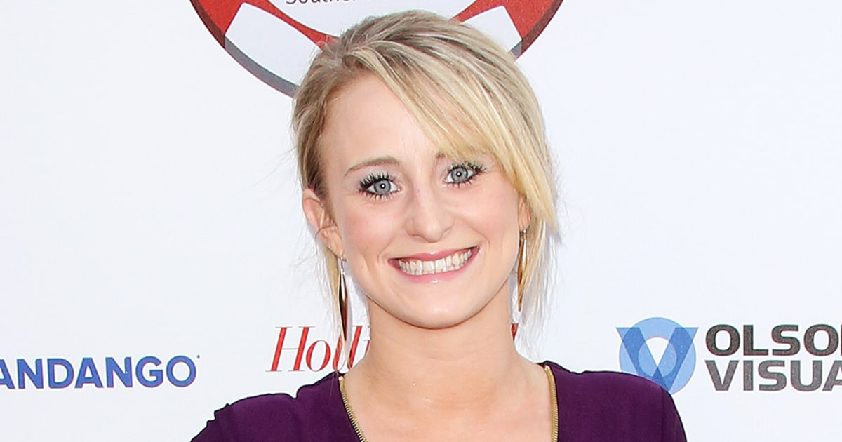 Leah Messer Moves In With Boyfriend, Disses Ex-Husband