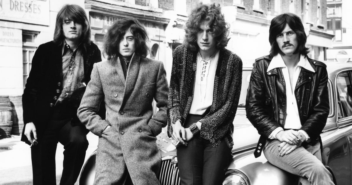 Review Led Zeppelins Complete BBC Sessions Offers Nine Unheard Jolts