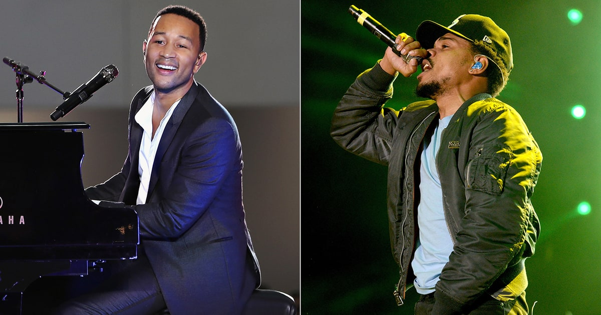 John Legend Taps Chance the Rapper, Miguel, & Brittany Howard for New Album 'Darkness and Light' news