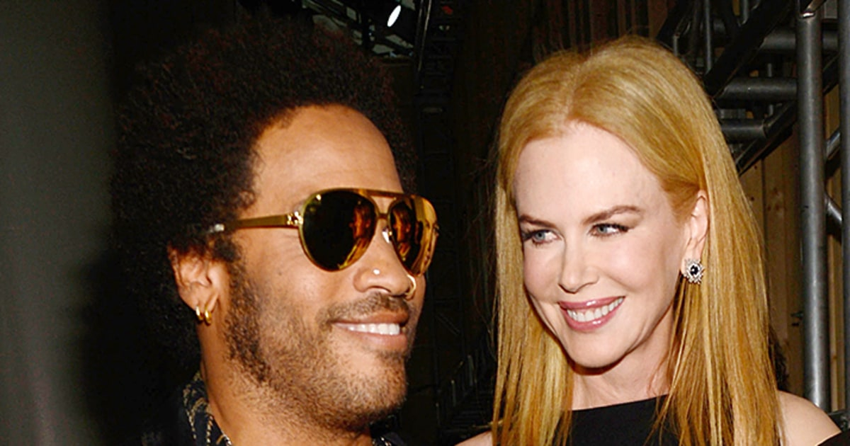 Us Weekly Called Nicole Kidman Lenny Kravitz Engagement