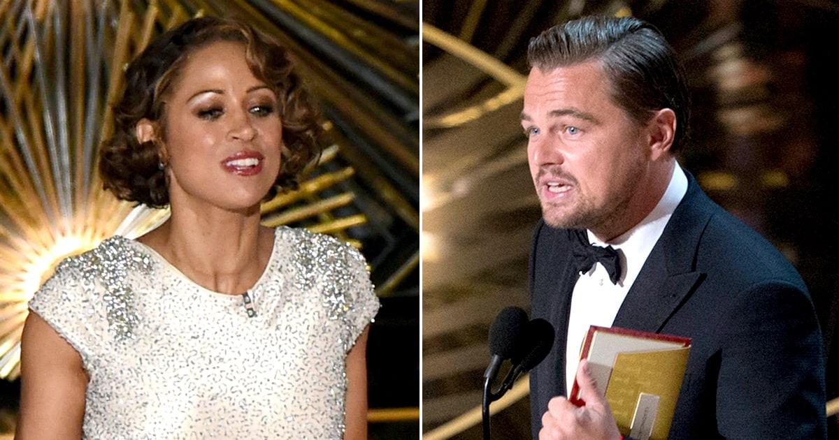 Stacey Dash Slams Leonardo Dicaprio S 2016 Oscars Speech