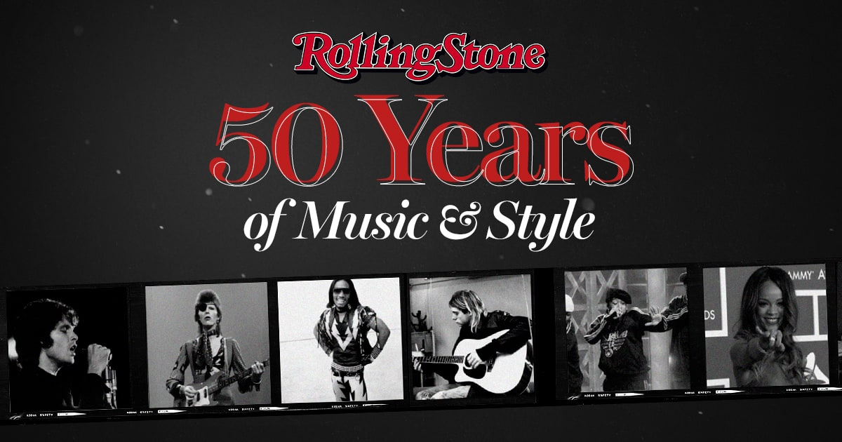50 Years Of Music Amp Style Video