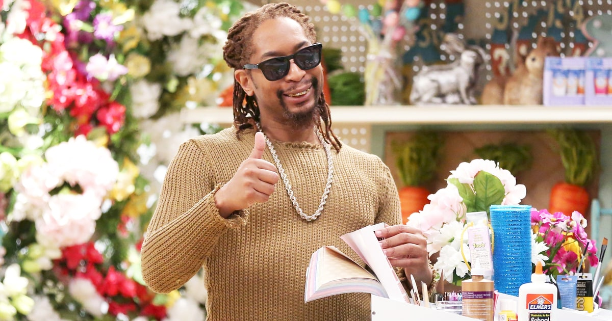 Surprise! Lil Jon Is a Craft Master