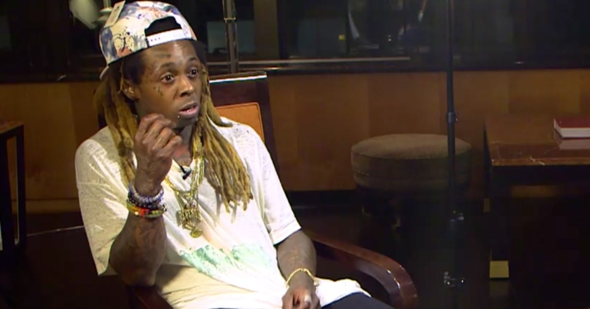 Lil Wayne Severely Cuts Short Weed Themed California Concert news