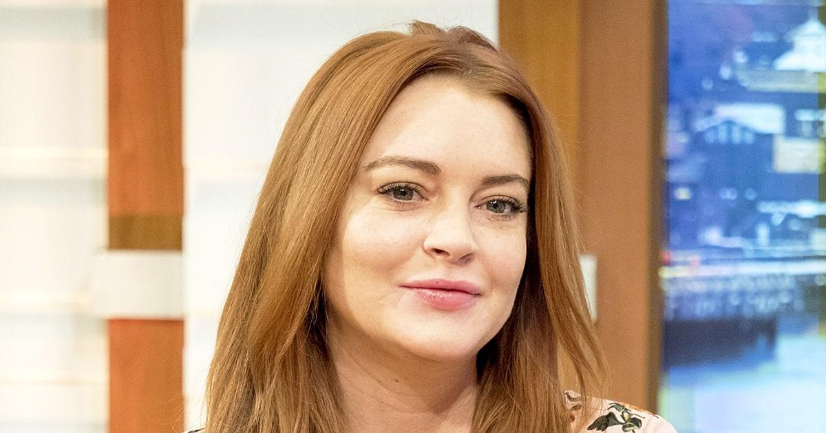 Lindsay Lohan Claims S... Lindsay Lohan