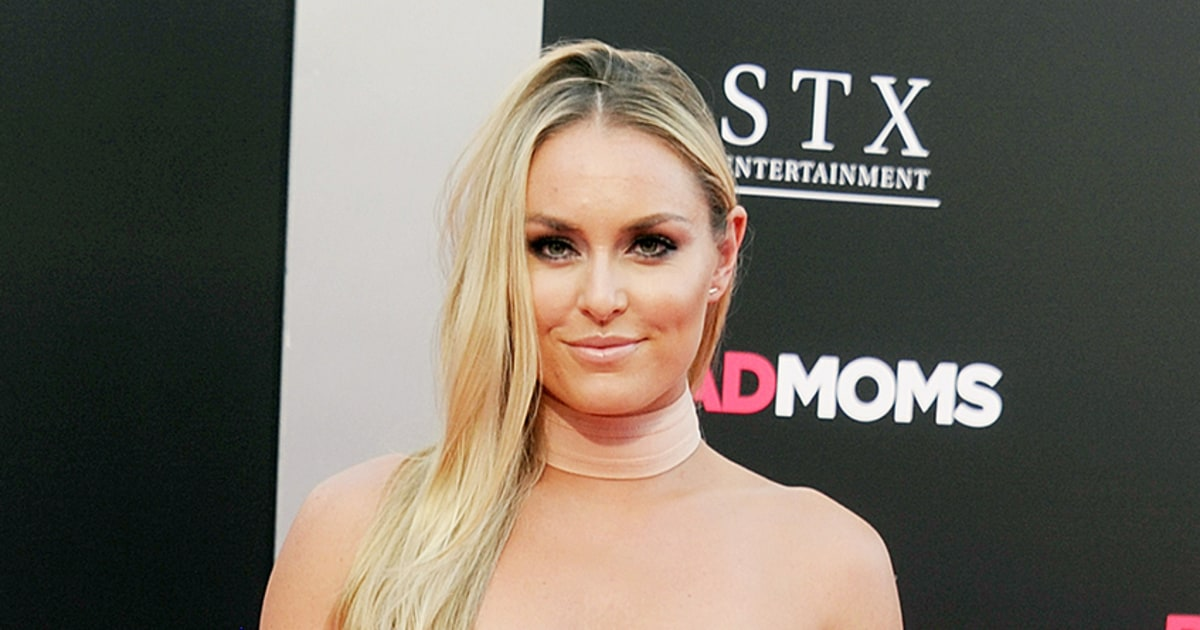 Lindsey Vonn's Latest Wardrobe Malfunction Is Thanks To